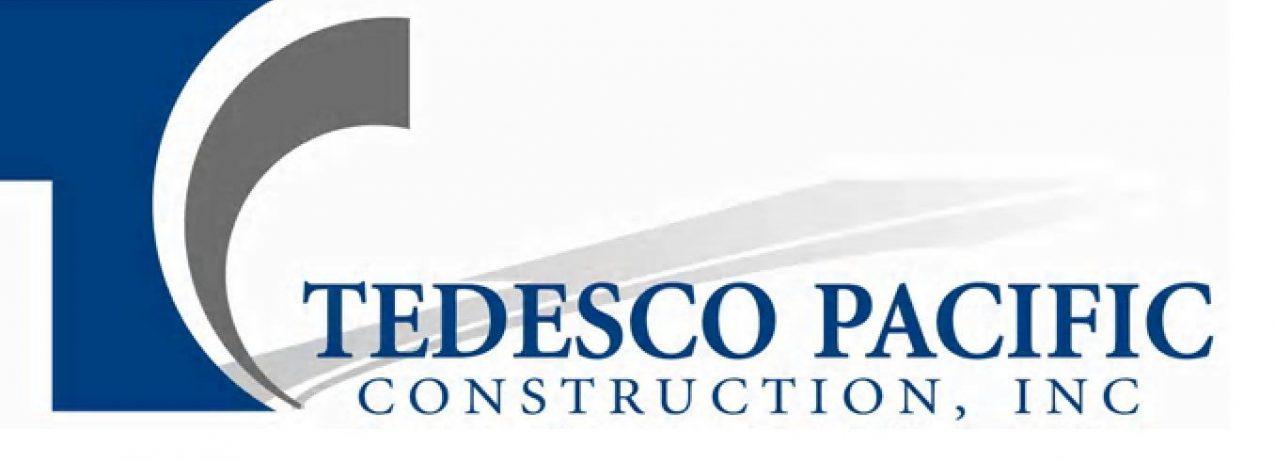 Logo for Tedesco Pacific Construction, Inc.